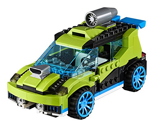 LEGO Creator Rocket Rally Car 31074 Building Kit (241 - Lego Truck Creator