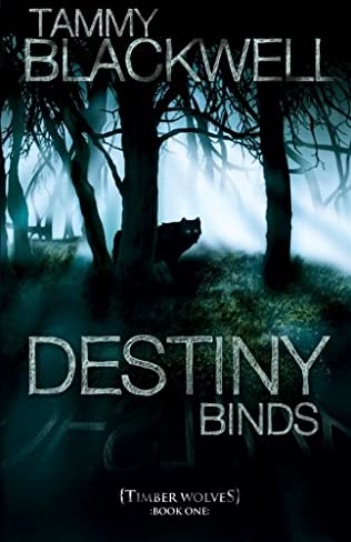 book cover of Destiny Binds