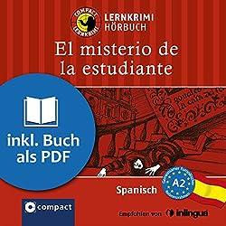 El misterio de la estudiante (Compact Lernkrimi Hörbuch)