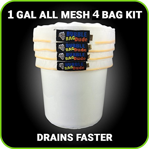 BUBBLEBAGDUDE Mesh Gallon Herbal Extractor product image