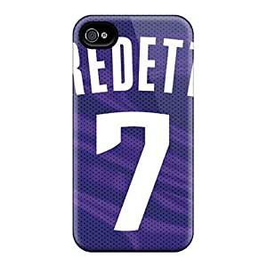 First-class Case Cover For Iphone 4/4s Dual Protection Cover Sacramento Kings