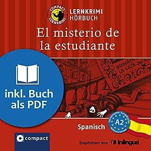 El misterio de la estudiante (Compact Lernkrimi Hörbuch) Hörbuch