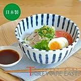 テーブルウェアイースト ダミ十草 軽量多様丼ぶり(大)