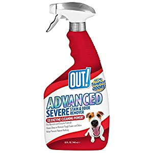 OUT! Advanced Stain and Odor Remover | Pet Stain and Odor Remover | 32 Ounces 4