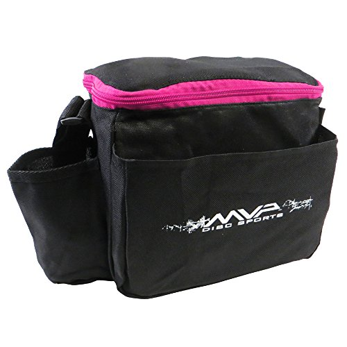 MVP Cell Starter Disc Golf Bag - Pink by MVP Disc Sports