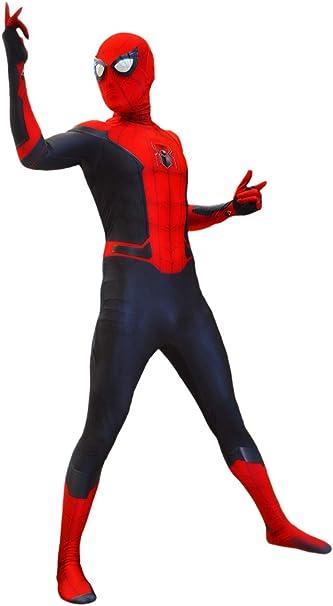 Amazon.com: Disfraz de Spiderman de la versión de película ...