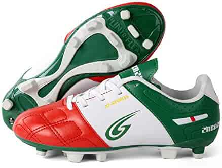 a4053aebd43 Anduode Performance Kids  Firm Ground Soccer Cleats Football Shoes Soccer  Shoes