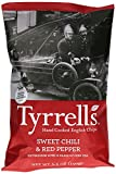 #9: Tyrrell's Crisps, Sweet Chili & Red Pepper, 5.3 Ounce