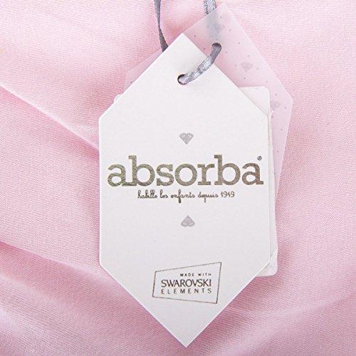 Body Robe Bébé Absorba 12 Mois Rose 5aq1Tw10
