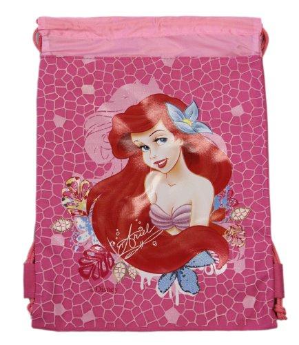Hot Pink Ariel Drawstring Bag