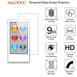 Glass Screen Protector,for iPod Nano 7 & 8th Generation Nacodex Tempered Glass Screen Protector (for iPod Nano 8)