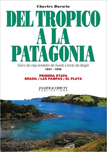 darwin en patagonia darwin in patagonia spanish edition