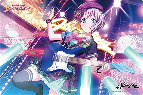 Bang Dream! Afterglow Moca Aoba Card Game Character Rubber Play Mat Collection Vol.213 Anime Art
