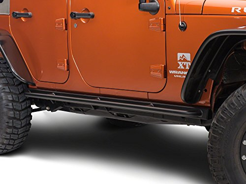 Barricade J100747 Enhanced Rubi Rails – Textured Black