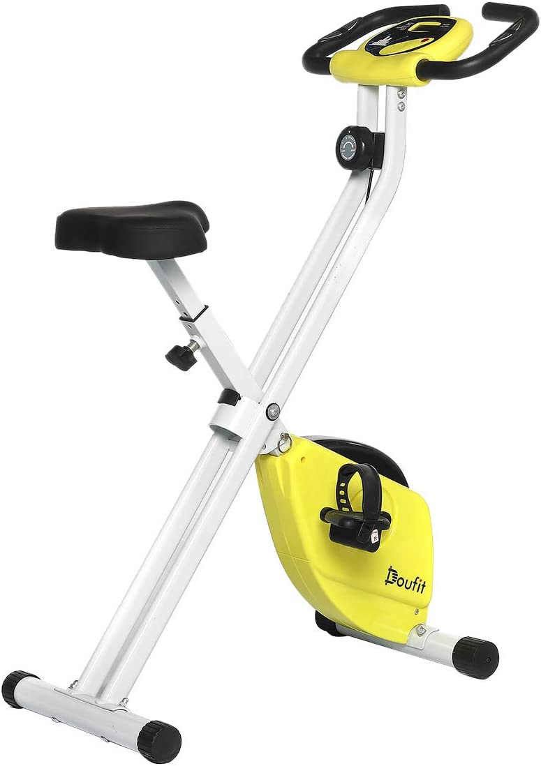 Doufit Exercise Bike Foldable