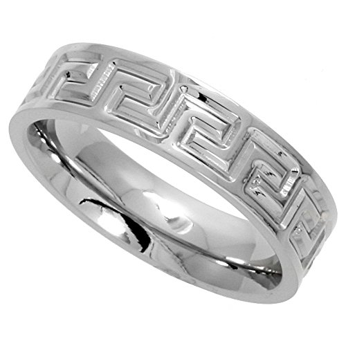 Surgical Stainless Steel Wedding Comfort Fit