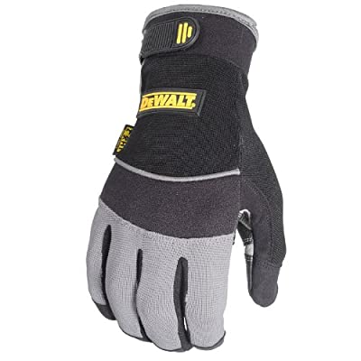 DeWalt Heavy Utility PVC Padded Palm Glove