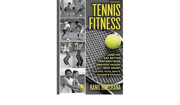 Tennis Fitness: TENNISBPM Tennis Body Performance Matrix ...