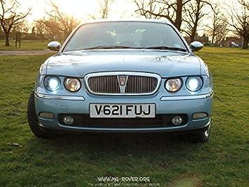 Kit xenon coche H7/6000//° K CANBus 55/W apto para Rover 75/A partir de 1999/al 2005