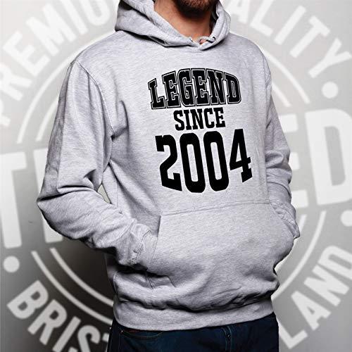 16th-Birthday-Hoodie-Legend-Since-2004-Slogan-Sixteen-Hooded