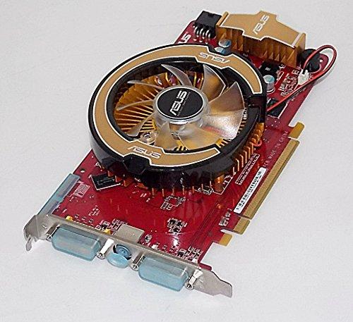 ASUS EAH3850/G/HTDI/512M/A ATI RADEON HD 3850 512MB 256-bit GDDR3 PCI-Express 2.0 x16 HDCP Dual-Link CrossFireX Video Card w/2*DVI, HDTV Asus Gddr3 Graphics Card