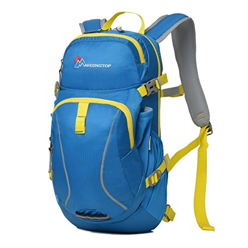 Mardingtop Hydration Pack Running Backpack Cycling Backpack for Hiking Cycling Running Biking (Blue1)