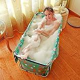 Sunhai& Folding Bathtub Thicker Adult Tub Folding Bath Tub Children Bath Tub Bath Tub