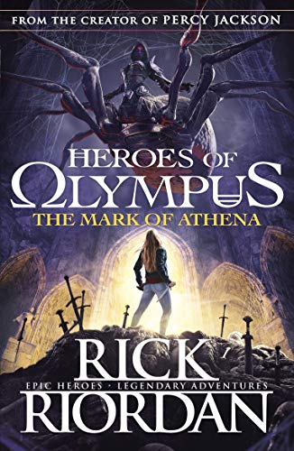 Amazon.com: The Mark of Athena (Heroes of Olympus Book 3 ...