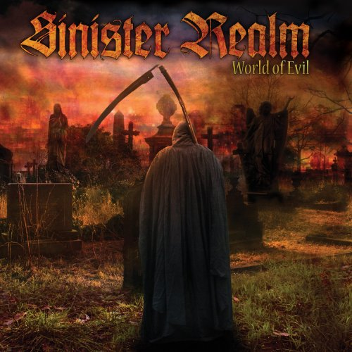 Sinister Realm: World of Evil (Audio CD)