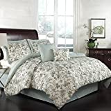 Traditions by Waverly Felicite 6 Piece Comforter Collection, Queen