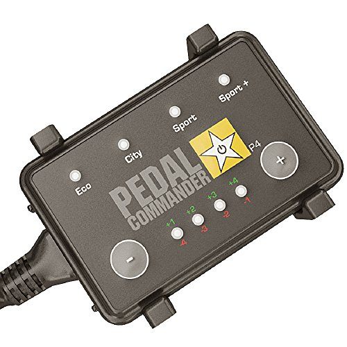 Pedal Commander throttle response controller PC31 for Jeep Wrangler, Grand Cherokee, Commander & Liberty - get increased performance or save fuel up to 20% by Pedal Commander