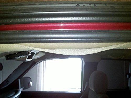 99-06 Chevy Silverado headliner loose on the edge 2 door repair kit - GMC Sierra hanging above door - Chevy Headliner