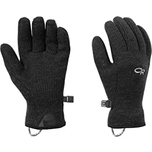 Outdoor Research Women's Flurry Gloves, Black, Small