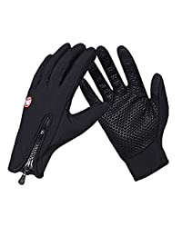 Touch Screen Gloves Outdoor Windproof Work Cycling Hunting Climbing Sport Winter Outdoor