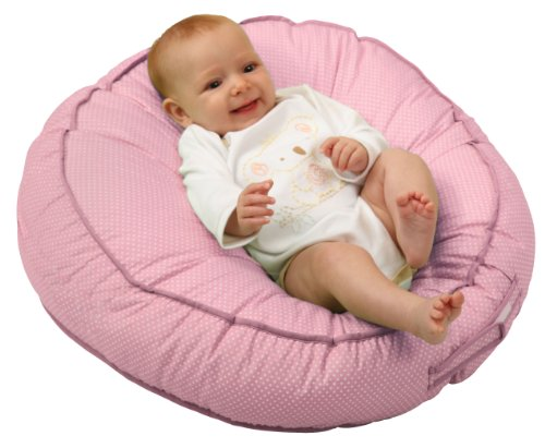 Buy Leachco Podster Sling-Style Infant Lounger, Pink Pin Dot
