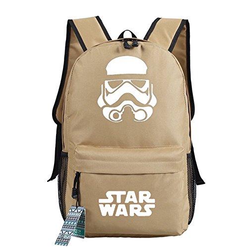 Star Wars Anakin Cosplay Casual Tas Rugzak Schooltas 17 Keuzes Type 9