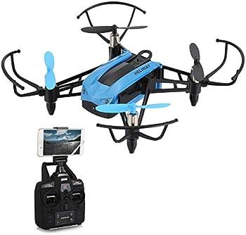 HELIWAY FPV Quadcopter Drone w/ 720P HD WiFi Camera & VR
