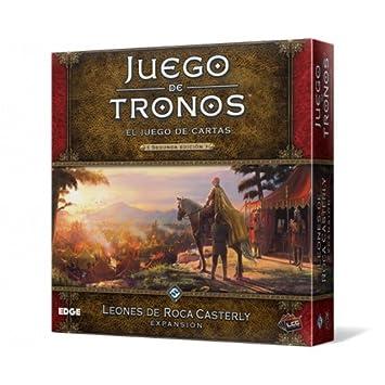 Fantasy Flight Games Juego de Tronos - Leones de Roca ...