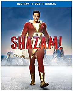 Amazon com: Shazam! (Blu-ray + DVD + Digital Combo Pack) (BD): Henry