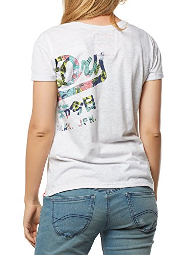 Logo Wrap Vintage Superdry Camiseta Gris FAgOWq7w