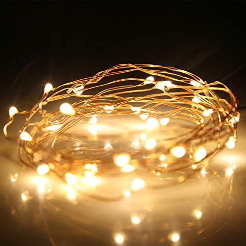 New Fashion  Led String Fairy Lights Battery Operated
