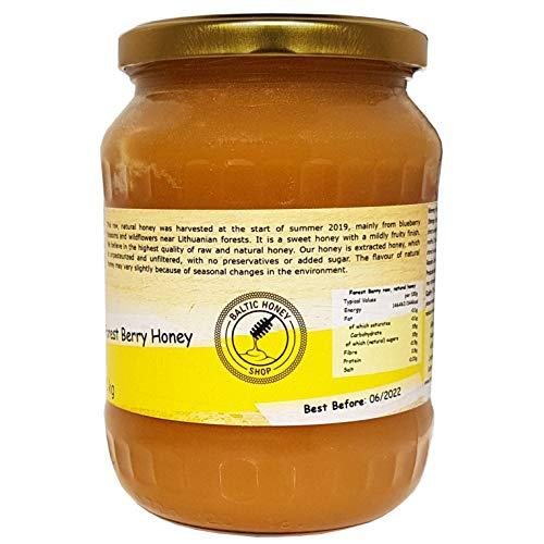 Ruwe honing 1 kg