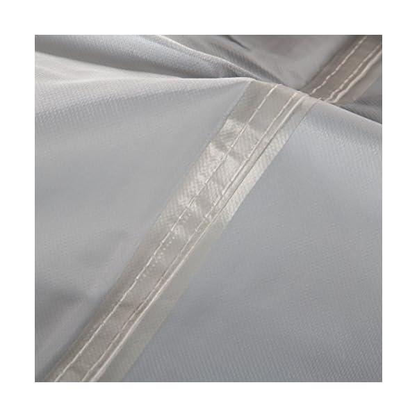 Ultranatura Copertura Protettiva in Tessuto per Parasolari da Spiaggia, Grigio (Grau), 12/22 x 120 cm 5 spesavip