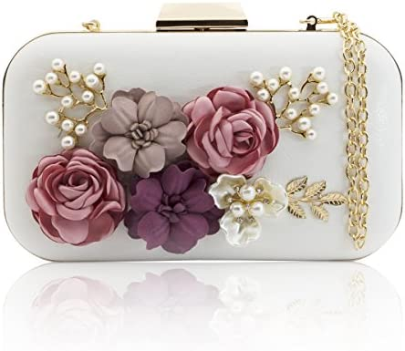 J&F Bolso De Las Mujeres Bolso De Noche Clutch Bag Billetera Embrague Bolsos De Mano
