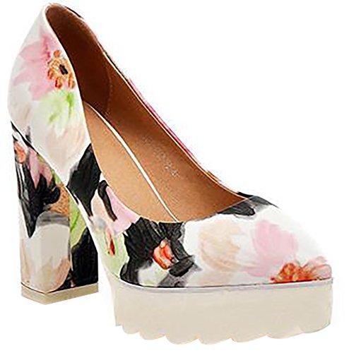 Chaussures Simples De La Pompe De Femmes Laruise Greenflower