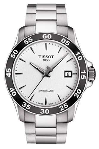 Tissot Men's V8 Swissmatic - T1064071103100 Silver/Grey One Size
