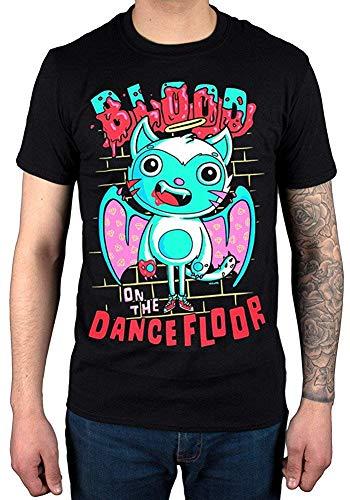 Blood On The Dance Floor Logo Mens Short Sleeve T-Shirt Casual Tops Tees Black