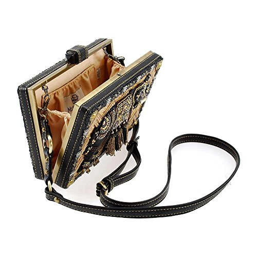 Embellished Handbag Elephant Multi Mary Frances Temple Crossbody t5XRTqw