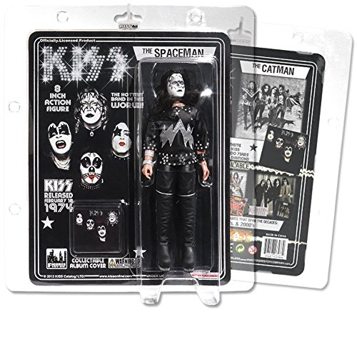 """KISS 8 Inch Action Figures Series Two """"The Spaceman"""""""