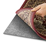 Alpine Neighbor 8-Feet-by-10-Feet Rug Pad with Grip Tight Technology, Grey